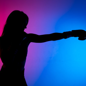 Mariana Fernandes, Retrato Fotográfico Muay Thai em Aveiro, Portugal
