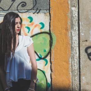 Daniela Pereira, Retrato Fotográfico em Almada, Portugal