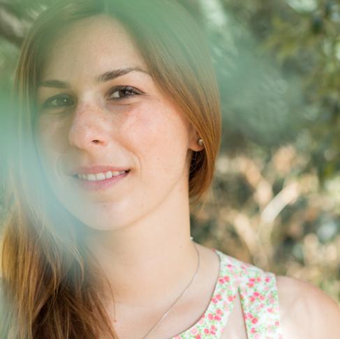 Sara Fidalgo, Retrato Fotográfico em Lisboa, Portugal