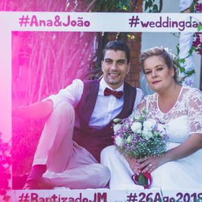 Ana & João, Fotografia de Casamento em Almada, Portugal