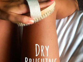 Have you ever dry brushed your skin?
