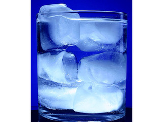 Put some ice in that water