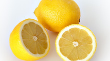 "A natural skin lightener ""LEMONS"""