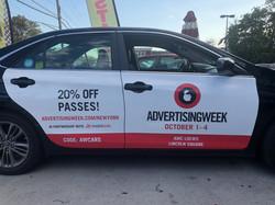 Car Wrap Ads