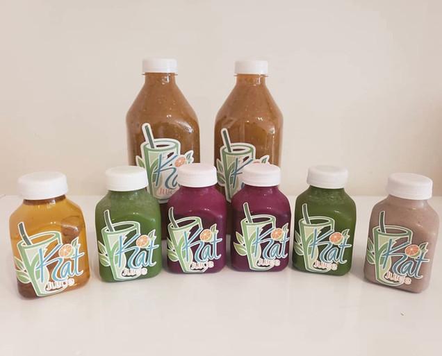 Kat Juice Custom Stickers