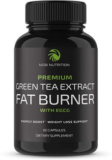 """Green Tea Extract """"Fat Burner"""""""