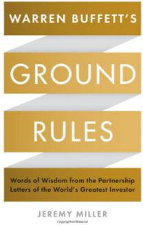 """Warren Buffet """"Ground Rules"""""""