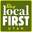 Buy Local First Utah. Supprt your local business'