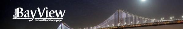 San Francisco Bay View National Black Newspaper Logo