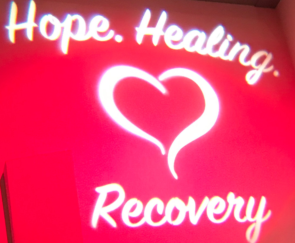 Hope. Healing. Recovery.