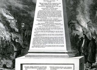 On Confederate Monuments and Public Memorials, Part 1