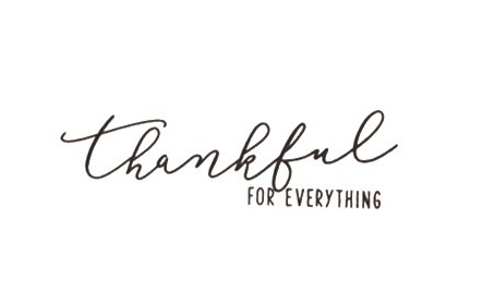 Are You Thankful For Today?