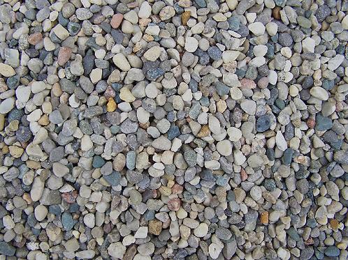 Pea Gravel - 1/2 Yard