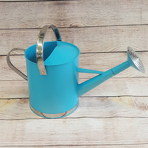 WATERING CAN (PASTEL BLUE)
