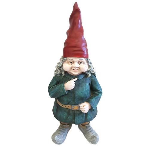 GIANT GNOME WOMAN