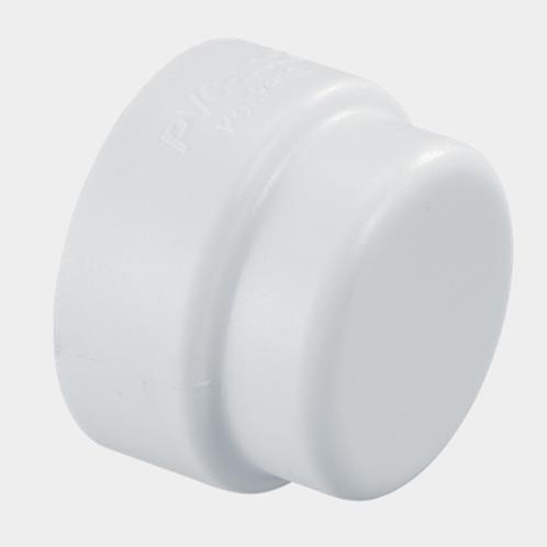 """1"""" PVC-Lock Cap"""