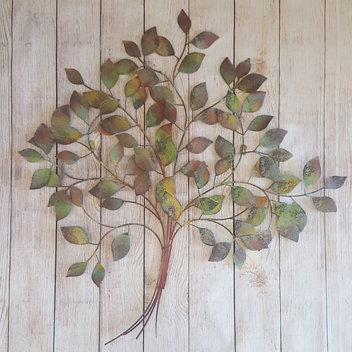TREE WALL ART (GYR-MIXED COLORS)