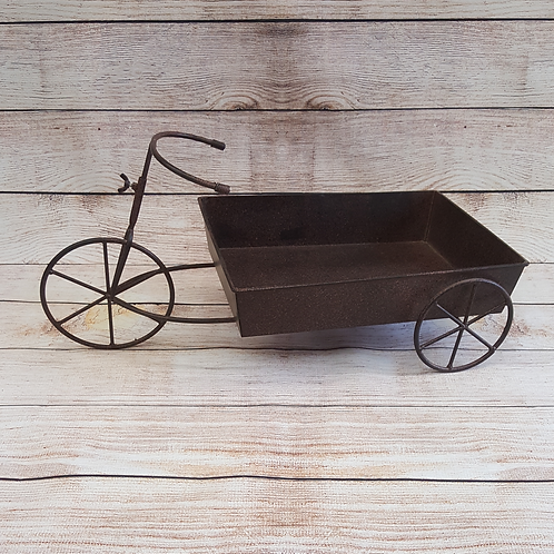 GIFTCRAFT  DECOR BIKE WITH TRAY