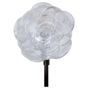 COLOR CHANGING LED STAKE LIGHT (FLOWER)