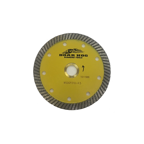 "4.5"" MP YELLOW DIAMOND BLADE"
