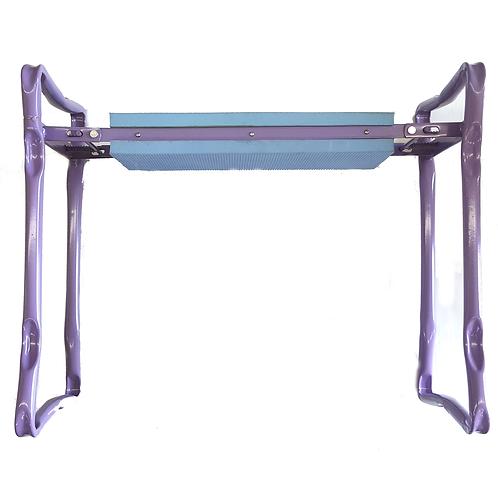 GARDMAN KNEELER / SEAT (PURPLE& BLUE)