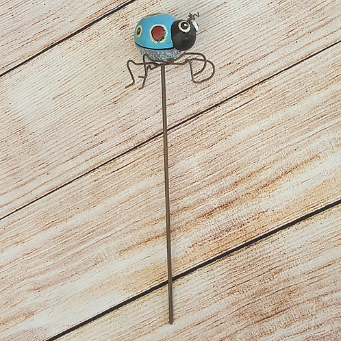 BLUE SPOTTED BUG STAKE