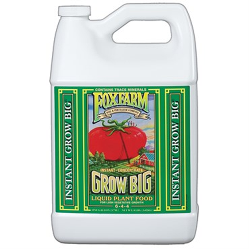 FOXFARM GROW BIG LIQUID GAL