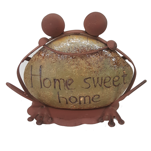 HOME SWEET HOME FROG