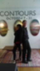 Penelope Oates and Darren Oatess