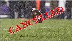 Practice is canceled today 09/07