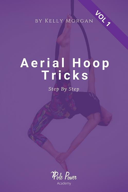 Aerial Hoop Tricks Book - Step by Step