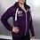 Thumbnail: PPA Zipped Hoody (Purple)