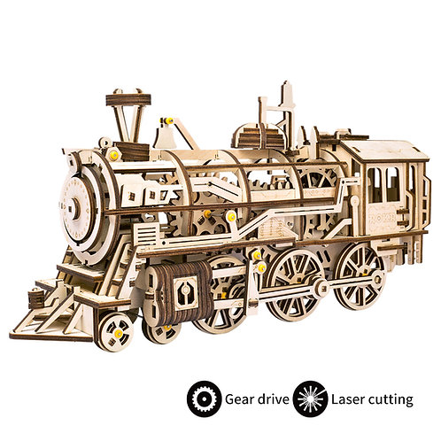 Mechanical Models - Locomotive