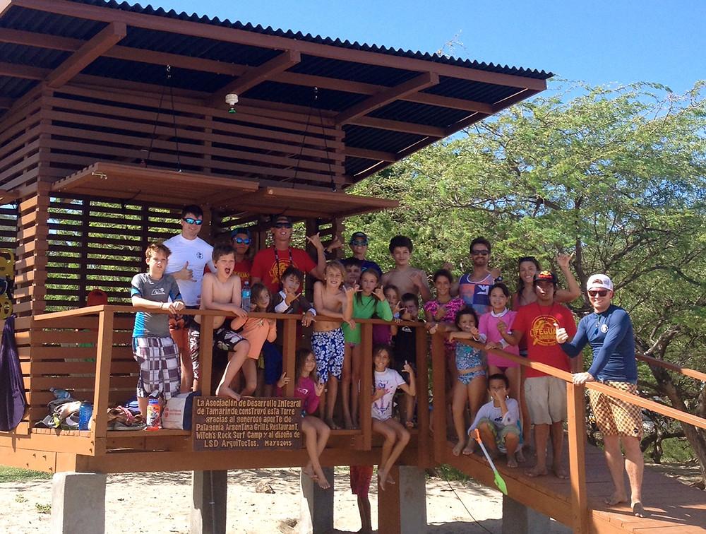 Tamarindo Junior Lifeguard program