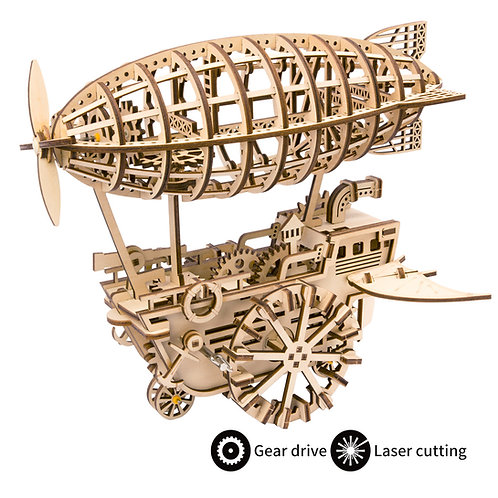 Mechanical Models - Airship