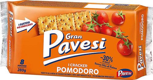Gran Pavesi Tomato crackers 280gr