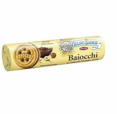 Mulino Bianco Baiocchi tube 168gr