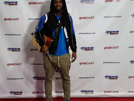 Congrats to Joel Lyne for crushing his audition for America's Got Talent!