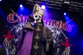 Candlemass feat. Papa Emeritus III of Ghost