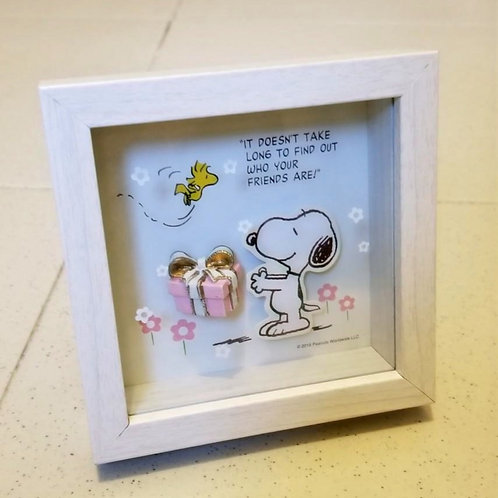 Snoopy Decoration Frame (Japan Edition)