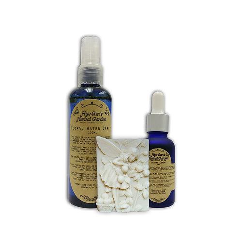 Super Hydrating Shea Butter Soap Skin Care Pack