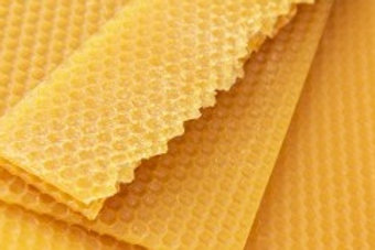 Beeswax Sheet 蜂蠟片 100g