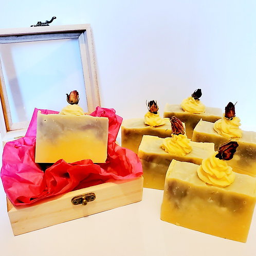 Luxury Rose Smoothing Soap