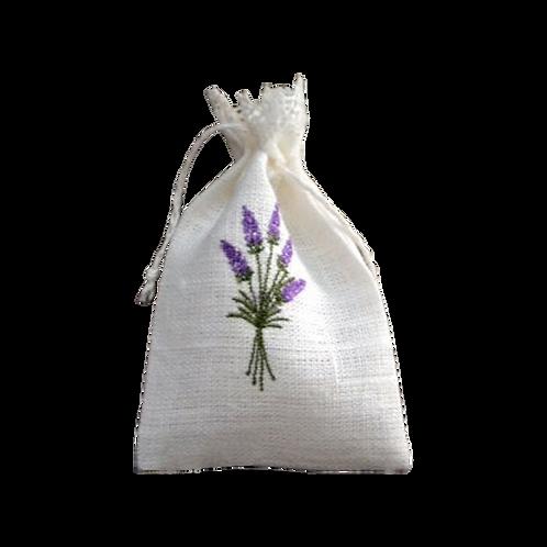 Organic Lavender Aroma Bag