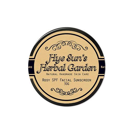 Rosy SPF Facial Sunscreen