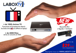 LaboxTV - World TV Network