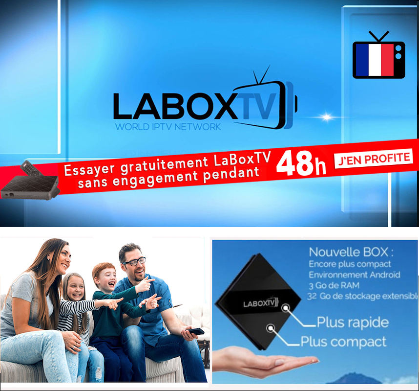 LaboxTV - World TV Network