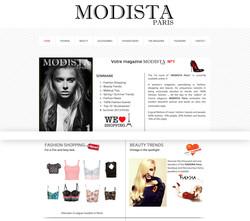 Modista Paris - Magazine online