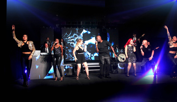 Boss Live Band - Luxury Wedding and Corporate Music Band | Florida