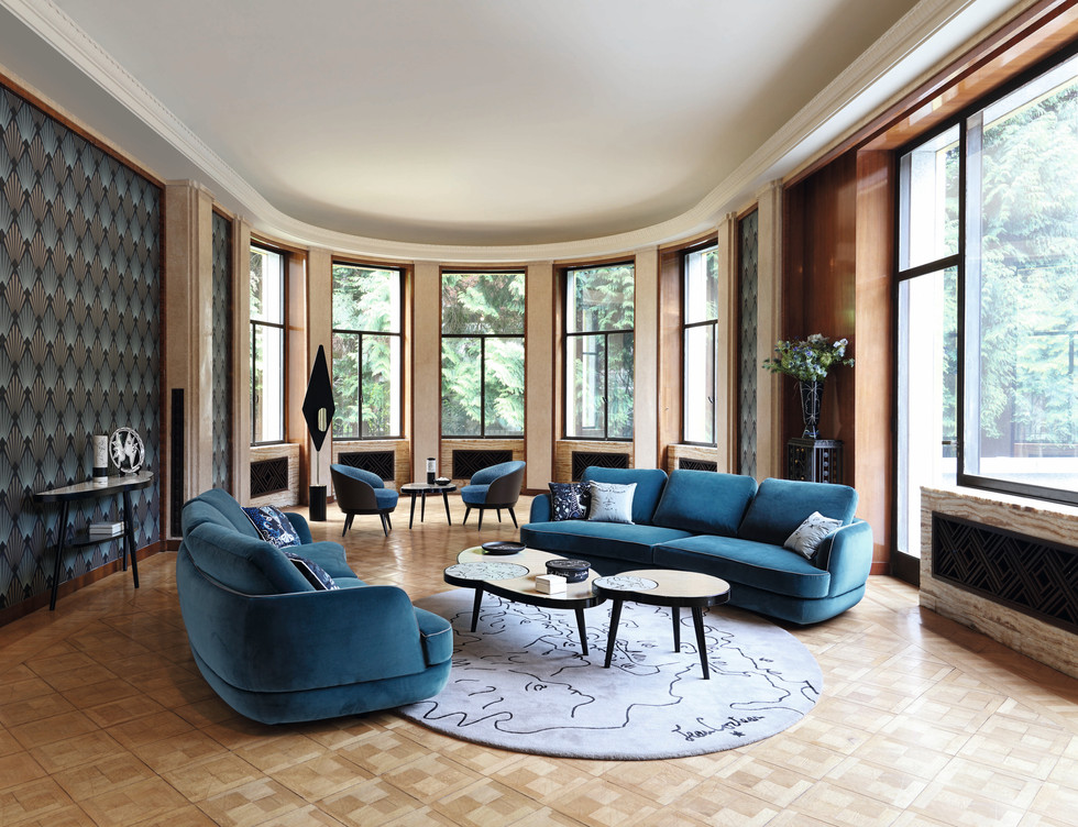 Paranthese Sofa